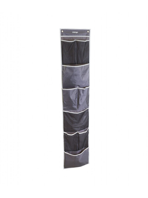 Vango Sky Storage 9 Pocket Tall Organiser Smoke